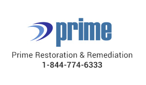 Prime Restoration & Remediation for emergency clean-up and repair